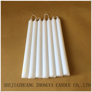 wholesale white paraffin wax candles
