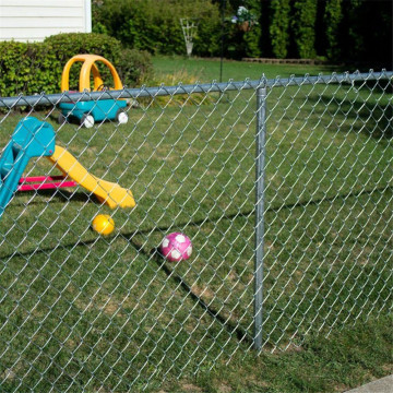 Temporary Chain Link fence and Fence Panel