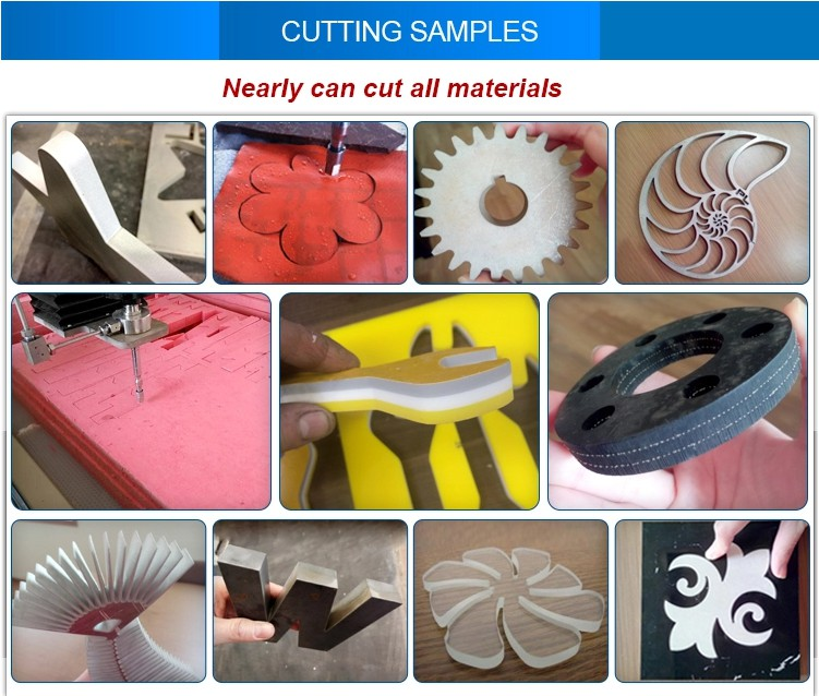 waterjet cutting materials