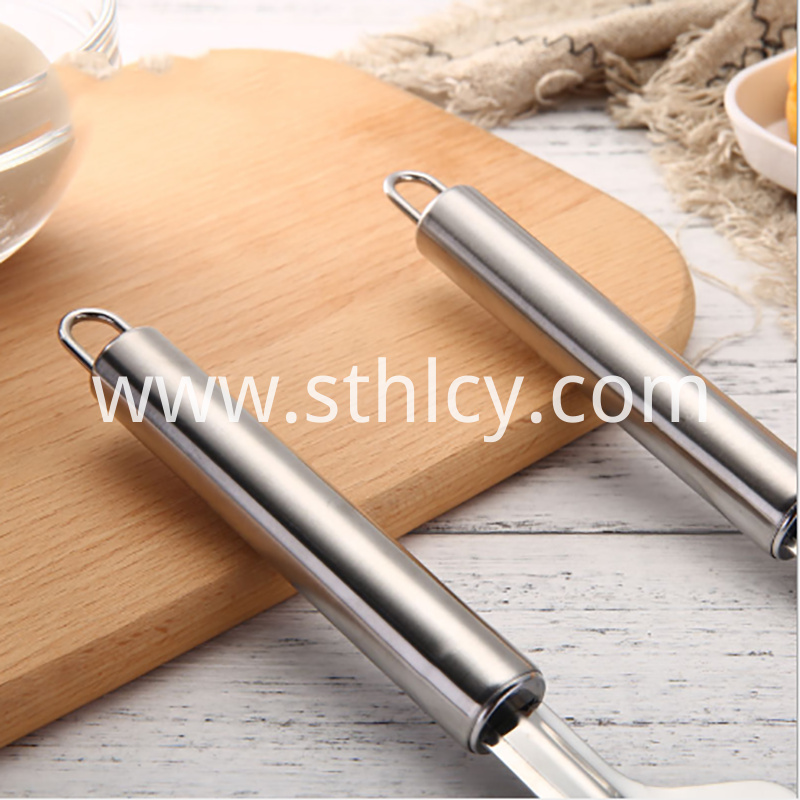 Stainless Steel Spatula And Spoon