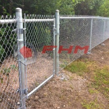 Chain Link Fence Source with Stock