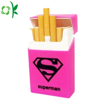 Hot Selling Cigarette Silicone Cool Case for Unisex