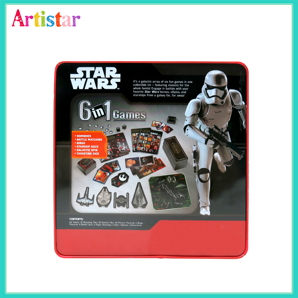 Star Wars Tin 2