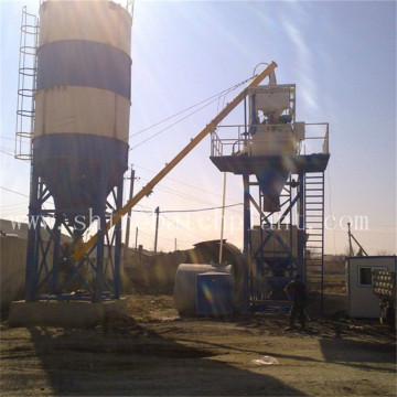 Mini Mobile Concrete Batching Mix Plants