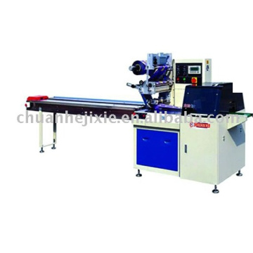Horizontal High Speed Pillow Packing Machine For Lolliopo
