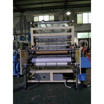Casting PE Embossed Film Making Machine Stretch Film