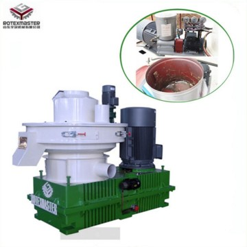 New type wood pellet making machine