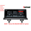 E81 E82 E87 E88 Android DVD Player