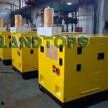 50kva Yuchai Soundproof Diesel Power Generator for Sale