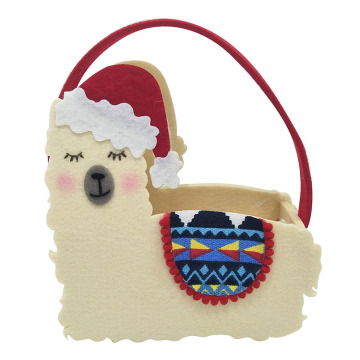 Llama small candy bag and holiday party favors