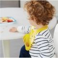 Good Quality Cute Silicone Baby Bib for Dinner