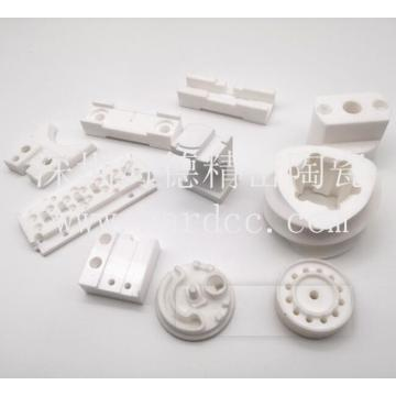 vacuum coated machinable micro crystal ceramic machining
