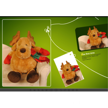 Christmas decorative sheep toys