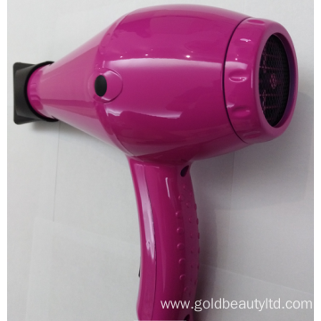 AC Motor Over-heating Protection Fashionable Hair Dryer