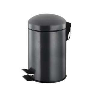 Trending Products for Garbage Bin 5 Litre Stainless Steel Dome Lid Pedal Bin supply to Poland Factories