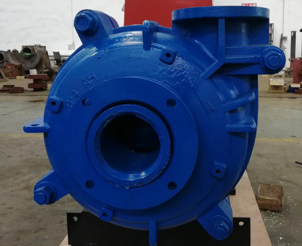 6/4E-AH Heavy Duty Slurry Pump