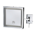 Luxury Wall Led Lighting Decorate Bathroom Makeup Mirror