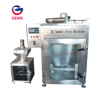 Commerical Chicken Smoker Smoked Furnace Roasting Machine