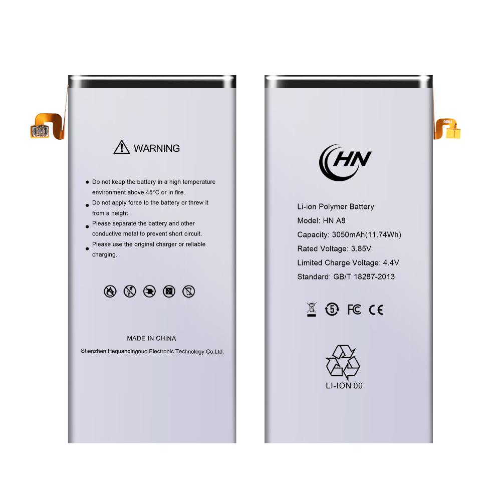 Samsung Galaxy A8 Battery