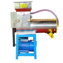 Agricultural machinery potato starch separator
