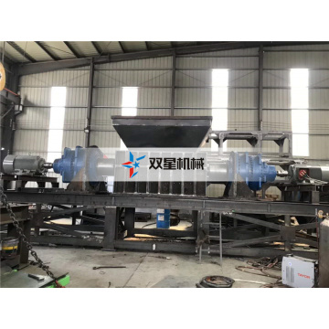 Scrap Rubber shredder Mill Machine For Sale