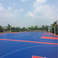 Professioanl Tennis Court Flooring