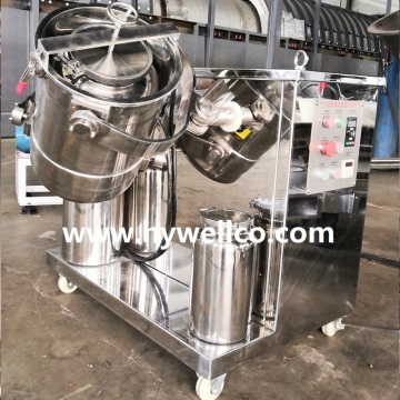 Flavoring Powder Three Dimensional Mixing Machine