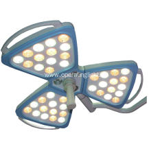 Therapy equipment petal led operating lamp