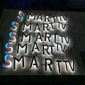 Custom LED Office Signs Small Letters