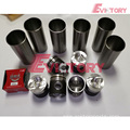 VOLVO spare parts D6D cylinder liner sleeve kit