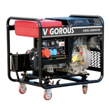 9KW Open Type Diesel Generator Set
