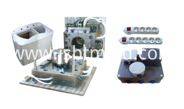OEM plastic injection molding