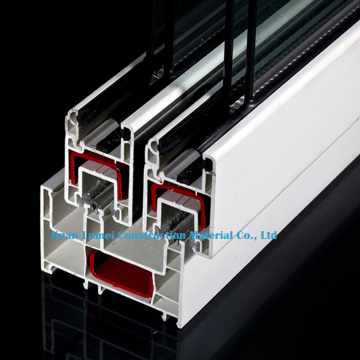 Topp ti UPVC-profiler for Casement Windows