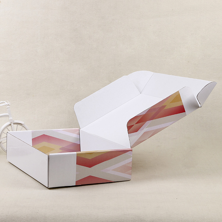Custom mailing mailer box shipping box