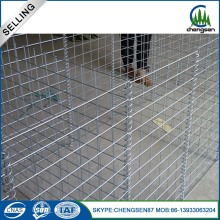 Anping professional heavy duty stone gabion cage