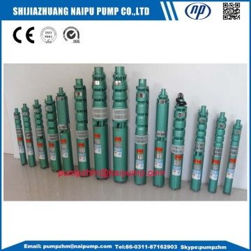 China New Product for Deep Well Pump submersible water pump QJ type export to Poland Importers