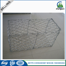 Cheap PriceList for Plastic Hexagonal Gabion Wire Mesh ASTM-A856 Galvanized Gabion Mesh supply to Lao People's Democratic Republic Manufacturer
