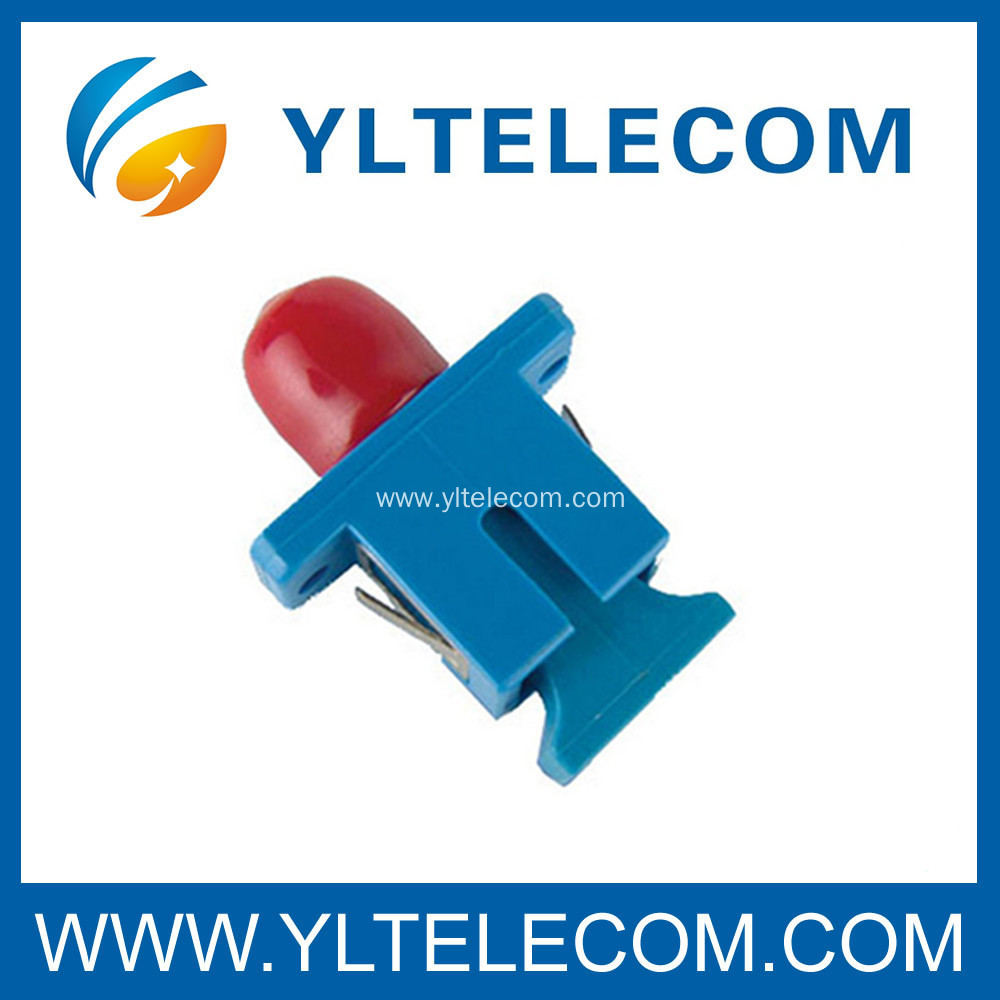 High Performance Fiber Optic Adapter Hybrid Attenuator SM / MM