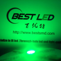 Ultra Bright 5mm Green LED 530nm 45-Degree Epistar