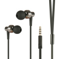 OEM ODM Metal Bass Stereo In Ear Headphones