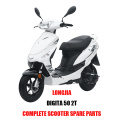 LongJia DIGITA 50 2T Complete Engine Spare Parts Body Kit Original Quality