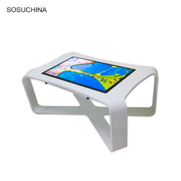 Table tactile de kiosque interactive de 42 pouces