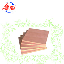 Commercial plywood sizes/Packing grade plywood 18mm
