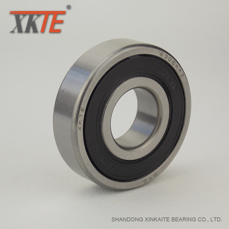 Deep Groove Ball Bearing For Conveyor Carrier Idler Parts