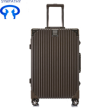 Custom pull rod case suitcase student suitcase