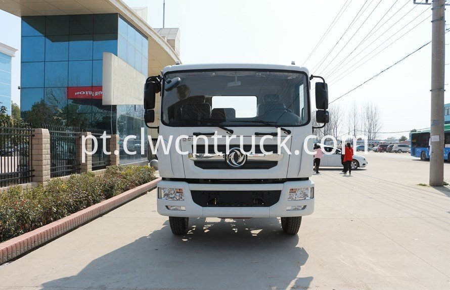 water delivery truck chassis 1