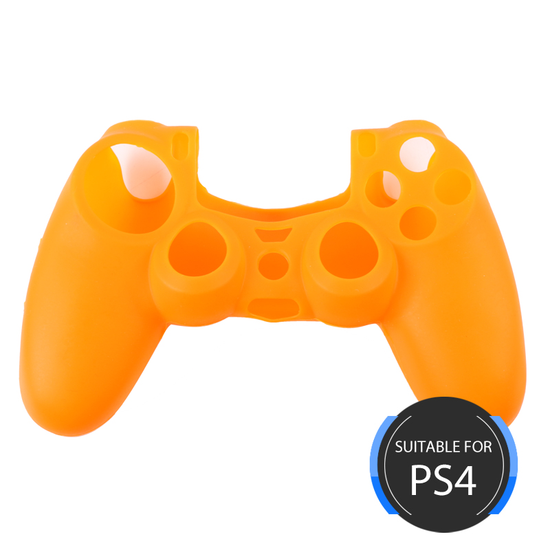 Compatible Silicone Case for PS4 Controller