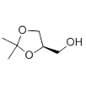 1,3-Dioxolane-4-methanol,2,2-dimethyl-,( 57371710, 57194153,4R)- CAS 14347-78-5