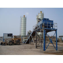 WCBD600 wet mix plant