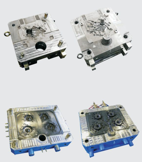Die Cast Die Siemens Motor Housing /Mould